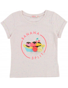 CAMISETA BANANA SPLIT