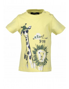CAMISETA BEBÉ SAFARI